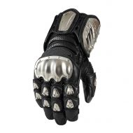 RĘKAWICE GLOVE TIMAX LONG CZARNE 2XL - timax_long_glove_black_back_1.jpg