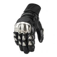 RĘKAWICE GLOVE TIMAX SHORT CZARNE 2XL - timax_short_glove_black_back_1.jpg